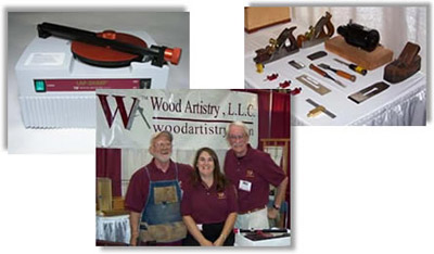 Wood Artistry Demonstrations